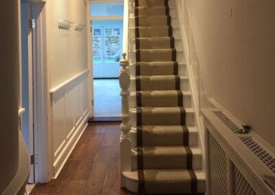 Renovation of stairs